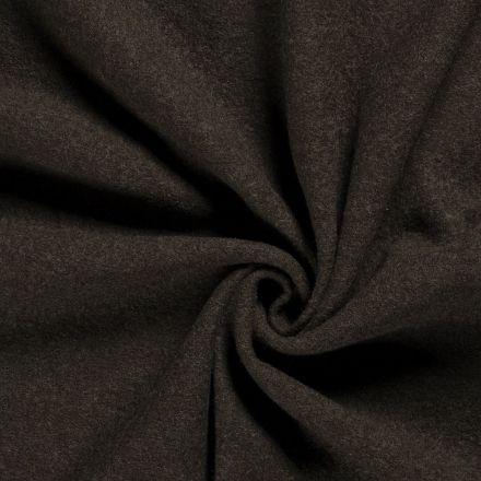 Laine bouillie 100% laine Vert foncé - Par 10 cm