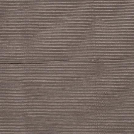 Tissu Néoprène côtelé Taupe - Par 10 cm