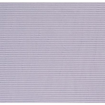 Tissu Minky à côtes Ultra doux Blanc - Par 10 cm