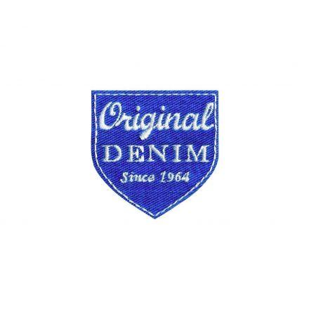 Ecusson Thermocollant Original Denim Jean