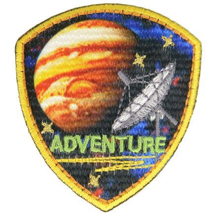 Ecusson Thermocollant Espace Adventure