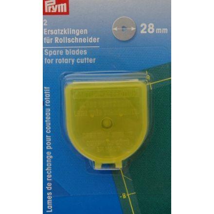 Lame pour Couteau Rotatif Prym 28 mm.