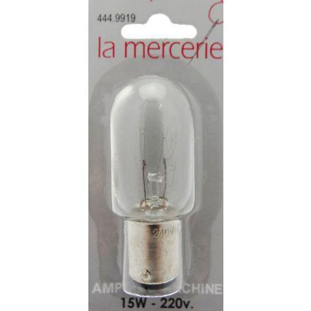 Ampoule Baionnette Blister