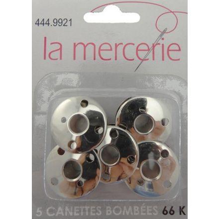 Canettes Metal 66K par 5