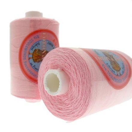 Coton à Bâtir Au Chinois 20 g - Rose