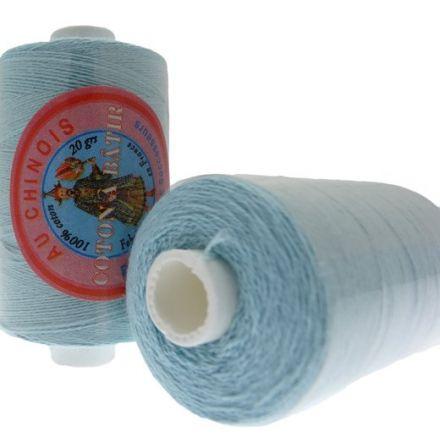 Coton à Bâtir Au Chinois 20 g - Bleu