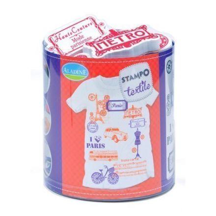 Stampo textile Paris