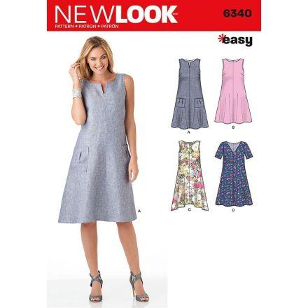 Patron New Look 6340 Robe