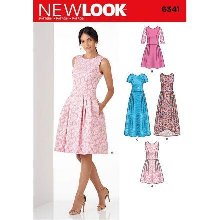 Patron New Look 6341 Robe