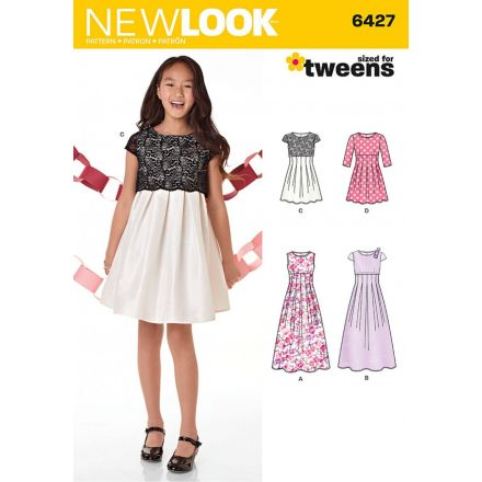 Patron New Look 6427 Robe