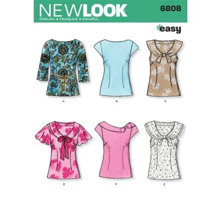 Patron New Look 6808 Tee-Shirt