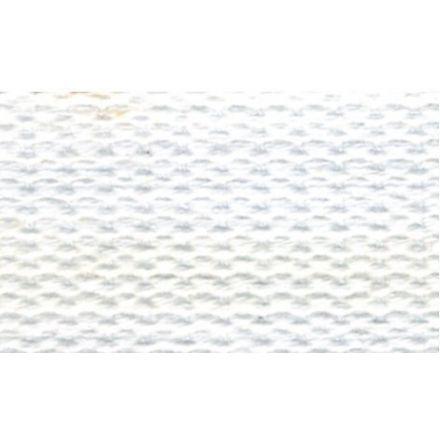 Sangle Coton 30 mm Blanc x1m