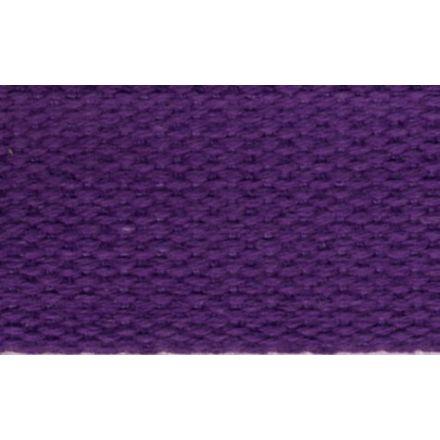 Sangle Coton 30 mm Violet x1m