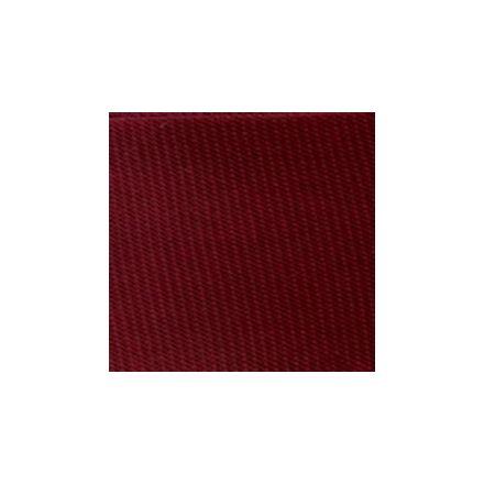 Biais replié Satin Rouge rubis x1m