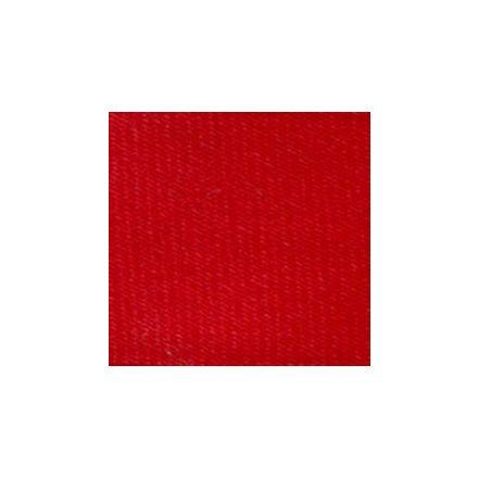 Biais replié Satin Rouge fraise x1m