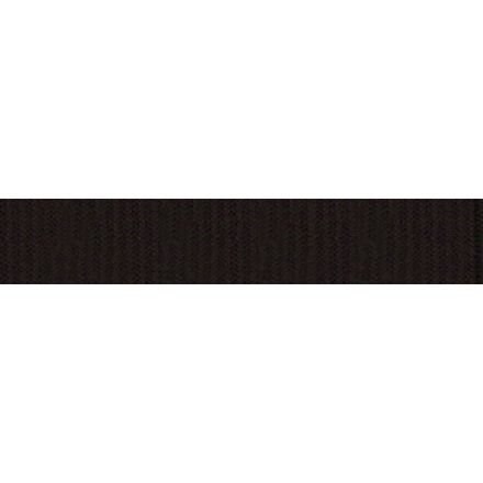 Elastique Plat Indémaillable 50 mm Noir x1m