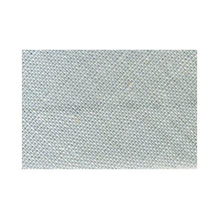 Biais replié tout textile 20 mm Gris x1m