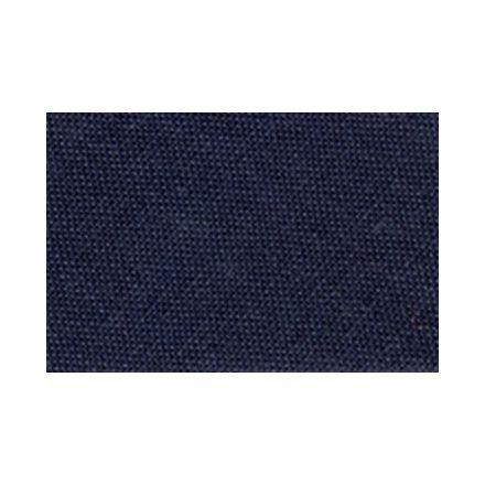 Biais replié tout textile 20 mm Bleu marine x1m