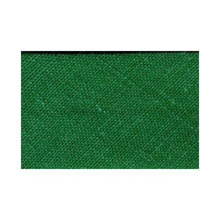 Biais replié tout textile 20 mm Vert gazon x1m