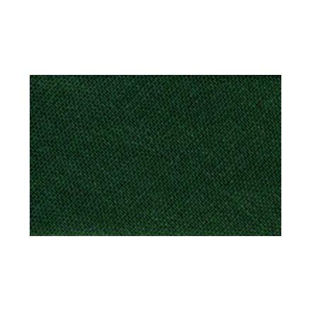 Biais replié tout textile 20 mm Vert epinard x1m