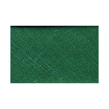 Biais replié tout textile 20 mm Vert malachite x1m