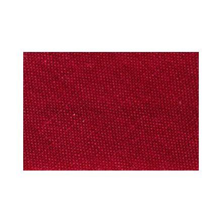 Biais replié tout textile 20 mm Rouge fraise x1m