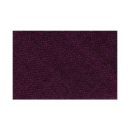 Biais replié tout textile 20 mm Prune x1m