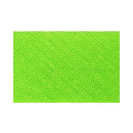Biais replié tout textile 27 mm Vert lime x1m