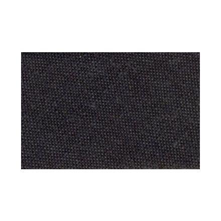 Biais replié tout textile 27 mm Gris anthracite x1m