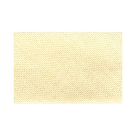 Biais replié tout textile 27 mm Ecru x1m