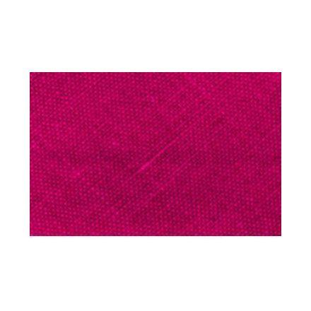 Biais replié tout textile 27 mm Rose fushia x1m