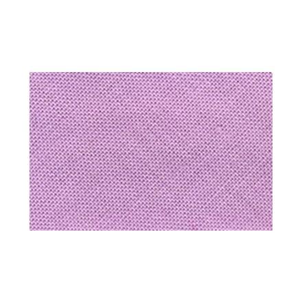 Biais replié tout textile 27 mm Violet pastel x1m