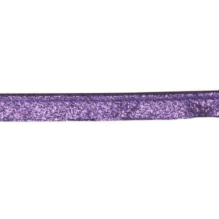 Passepoil lurex Violet