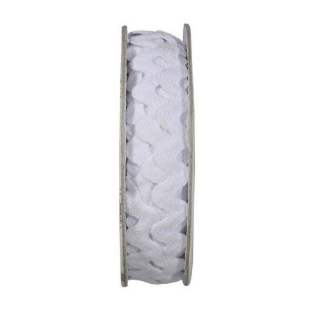 Serpentine Blanc - bobinette 2m