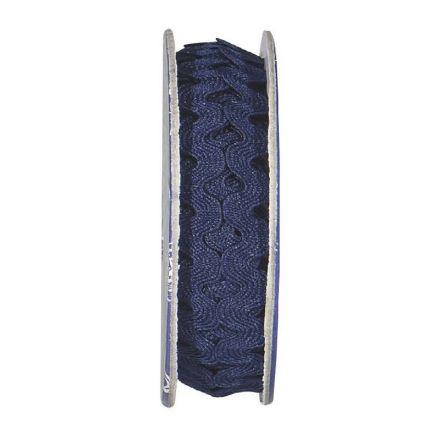 Serpentine Bleu nuit - bobinette 2m