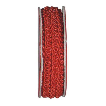 Galon épi de blé Rouge - bobinette 2m