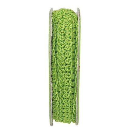 Galon épi de blé Vert - bobinette 2m