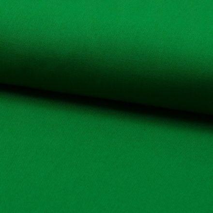Tissu Coton Sergé d'ameublement uni Cactus - Par 10 cm
