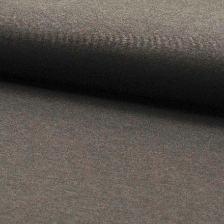 Tissu Milano Gris mélangé x10cm