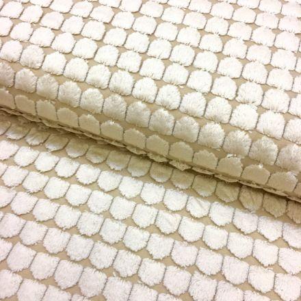 Tissu Bubble Camel - Par 10 cm