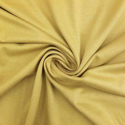 Tissu Jersey Viscose uni Vert pistache x10cm