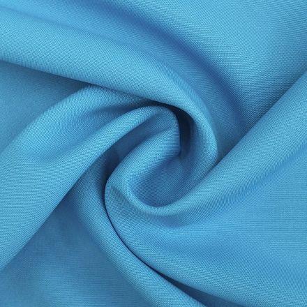 Tissu Burlington Bleu pastel x10cm
