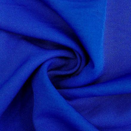 Tissu Burlington Bleu roi x10cm