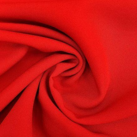Tissu Burlington Rouge x10cm