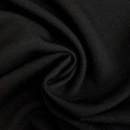 Tissu Burlington Noir x10cm