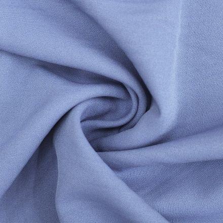 Tissu Burlington Bleu ciel x10cm