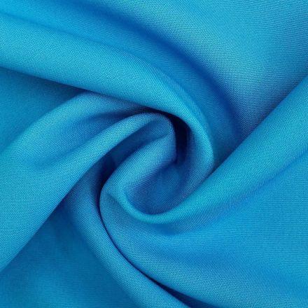 Tissu Burlington Bleu turquoise x10cm