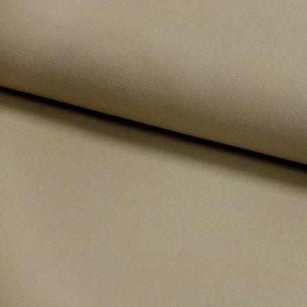 Tissu Denim Jeans Beige ficelle x10cm