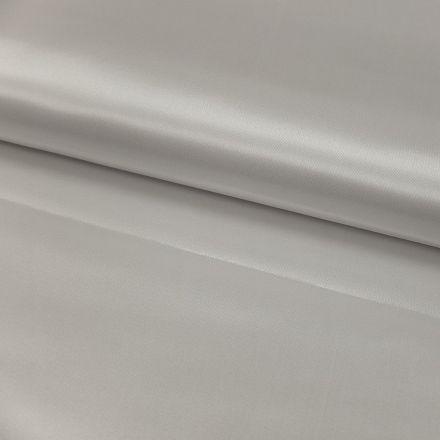 Tissu Satin uni Blanc x1m
