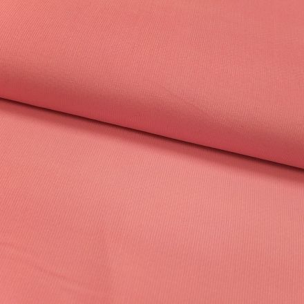 Tissu Velours milleraies Rose - Par 10 cm